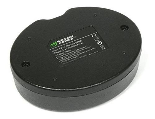 cargador para batería
