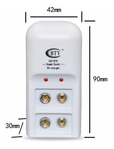 cargador para bateria bateria