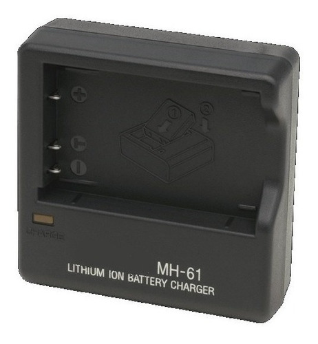 cargador para bateria nikon en el 5 cargador nikon mh 61