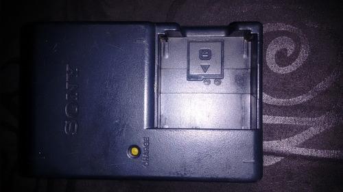 cargador para cámara sony