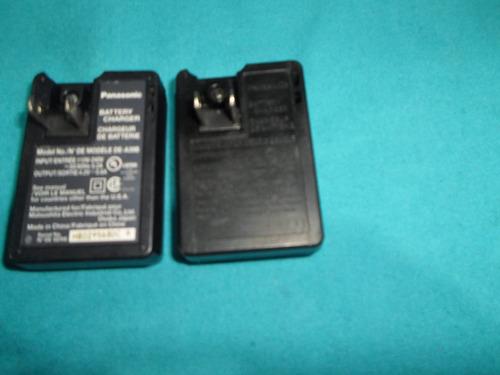 cargador para cámaras digitales panasónic lúmix de-a39