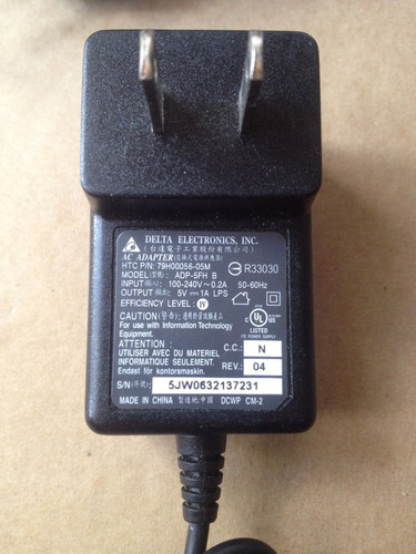 cargador para celular htc