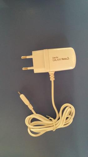cargador para galaxy note3 con cable micro usb 3.0   maxtech