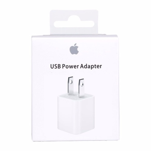 cargador para iphone apple original. bde