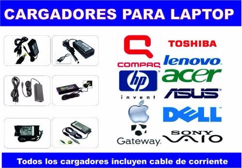 cargador para laptop hp sleekbook   original 19.5 v 3.33 a