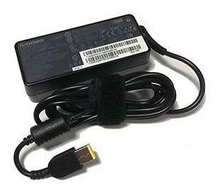 cargador para laptop lenovo 20v 3.5 a rectangular 65w