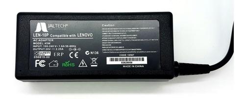 cargador para lenovo ideapad 100s-14ibr model 80r9 20v 2.25a
