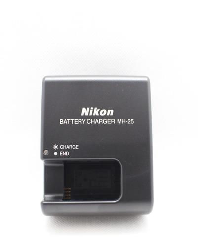 cargador para nikon mh-25 bateri en-el15 para d7000 y d7100