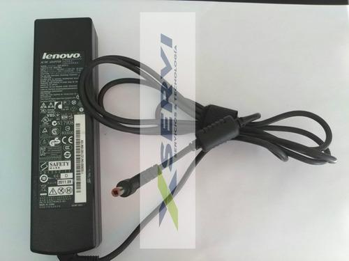 cargador para notebook original lenovo 20v 4.5a