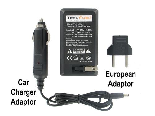 cargador para panasonic lumix dmc-fs4