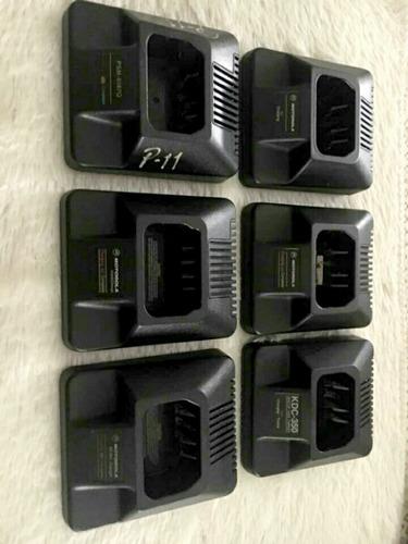 cargador  para radio p110 motorola