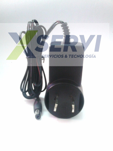cargador para router, access point, modem adsl,camaras 12v 1