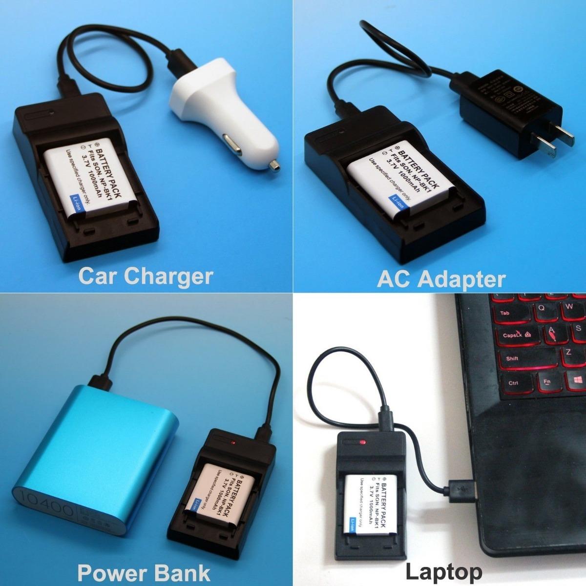 Cargador de batería para sony hdr xr520ve xr160 xr160e pj10 pj10e pj30 pj30ve