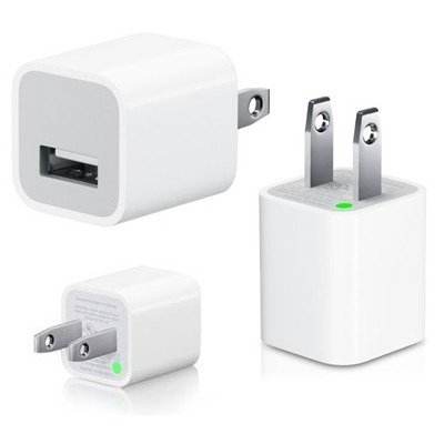 cargador pared apple store para todos ipod ipad iphone usa