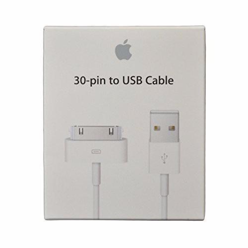 cargador pared + cable usb iphone 3 - 4 - 4s caja sellado