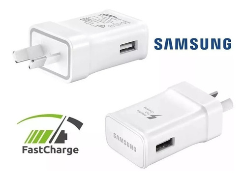 cargador pared samsung original rápido micro usb a10 note 5