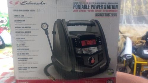 cargador, partidor, etc. de baterías americano shumacher xp2