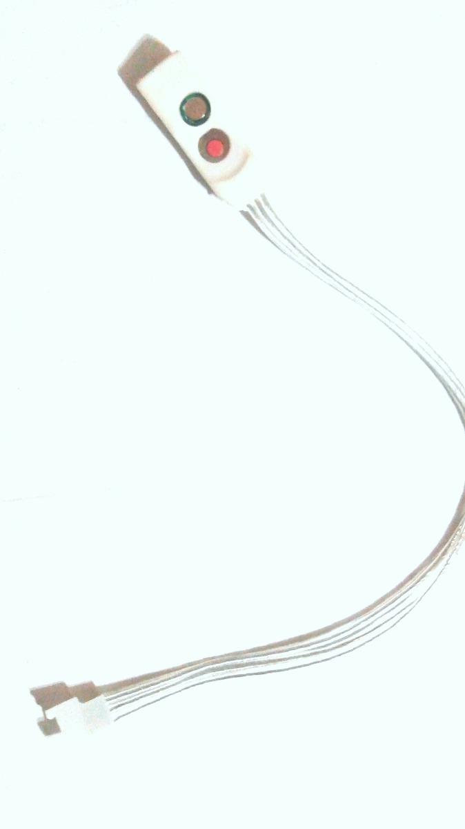 Cargador Pin Zapatilla Led Cable Usb Con Boton Original!!