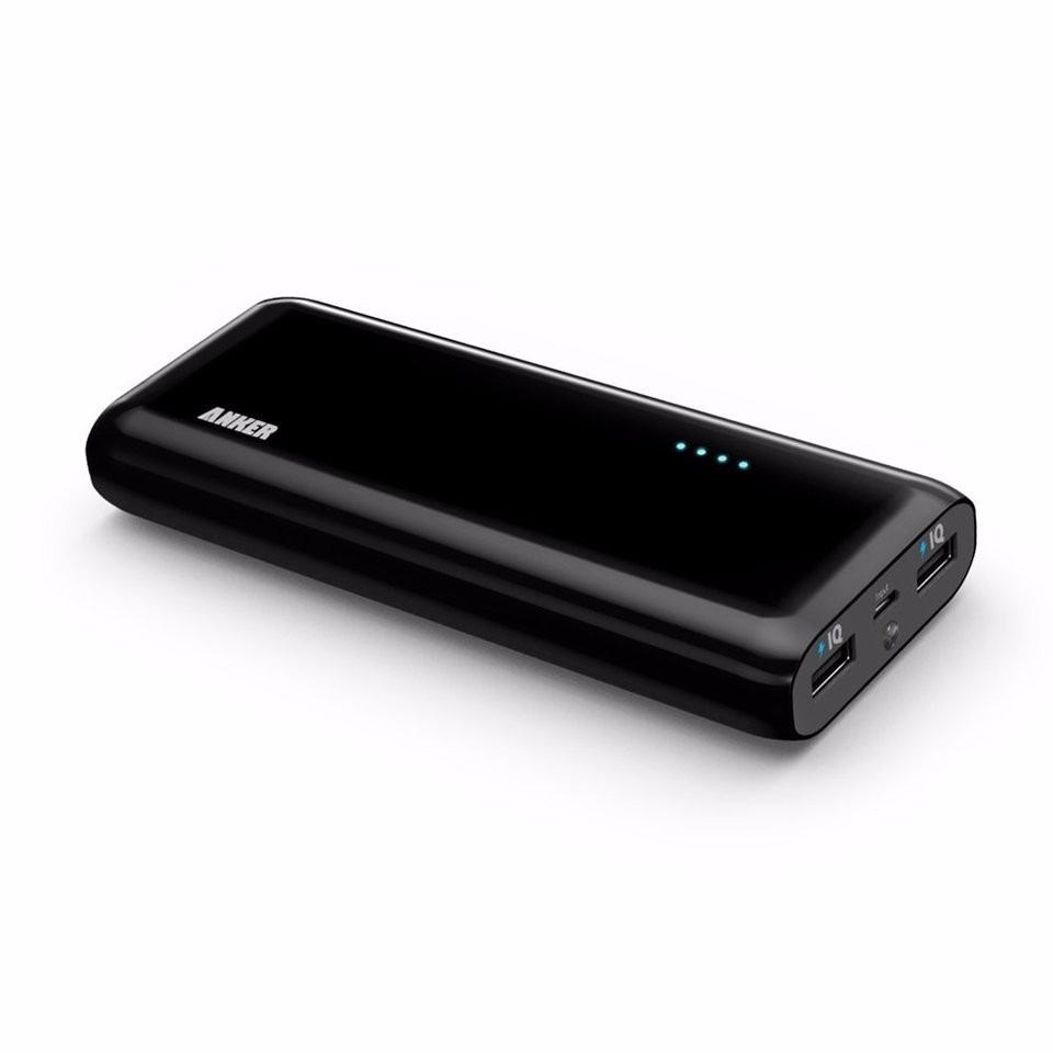 9844433aff9 cargador portátil 16000mah anker astro e5 samsung iphone. Cargando zoom.