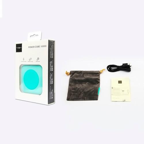 cargador portatil bateria externa power bank 10000 mah mipow