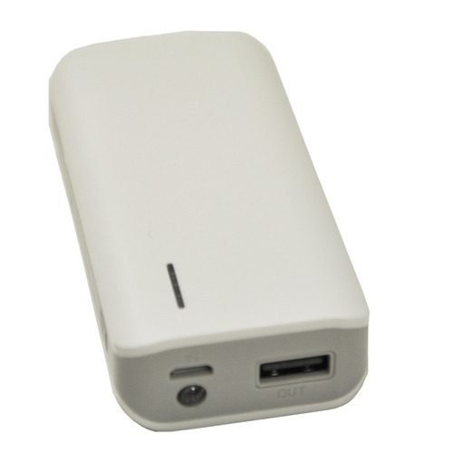 cargador portatil bateria power bank 5200 celu tab pc