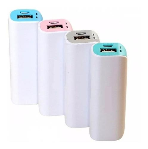cargador portátil batería recargable usb powerbank celular tablet gps auriculares dispositivos micro usb