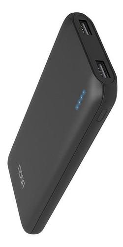 cargador portatil celular iphone samsung bateria noga pb203