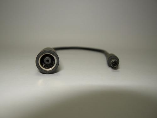 cargador portatil convertidor aguja a mini aguja dell hp