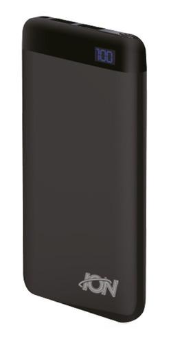 cargador portatil ion power bank 6000mah microusb negro