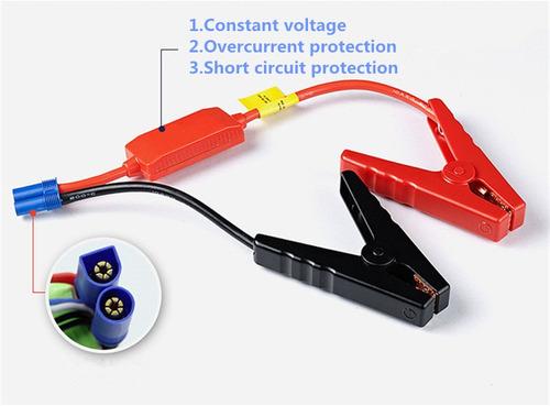 cargador portátil / jumper / jumpeador para vehículos y celu