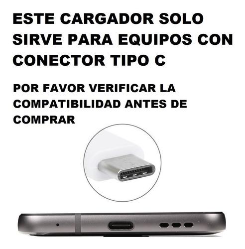 cargador portatil note 10 8 9 s10 s9 s8 plus original rapido