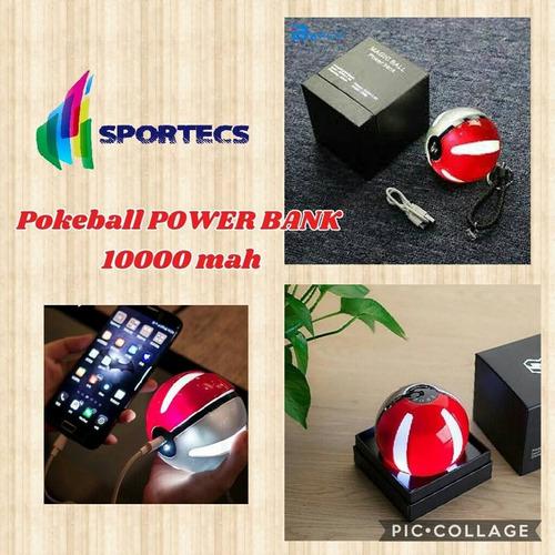 cargador portatil pokebola 10000mah