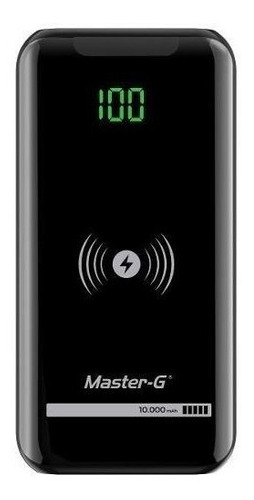 cargador portátil power bank 10000 mah + reloj smart watch m