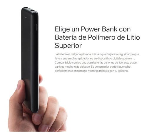 cargador portátil power bank 10000mah, tp-link tl-pb10000