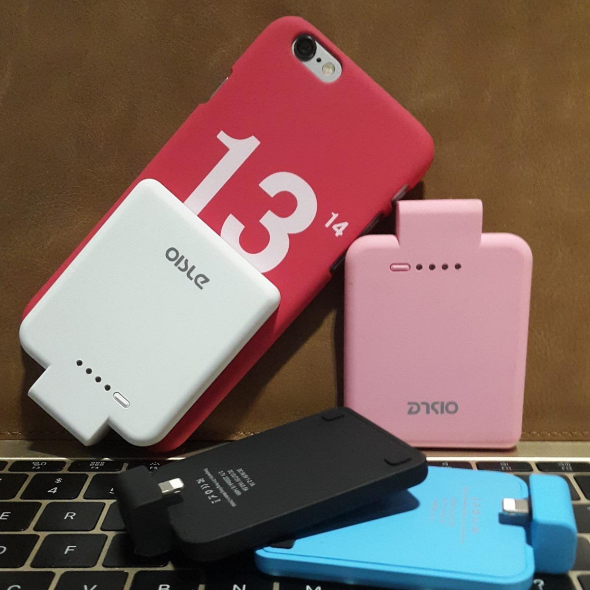 ce7d51f54a8 cargador portátil power bank 2200mah iphone 6 6s 7 plus ipad. Cargando zoom.