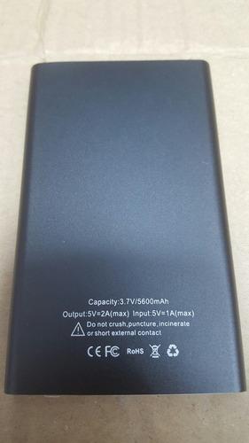 cargador portatil power bank cargador 5600 mah