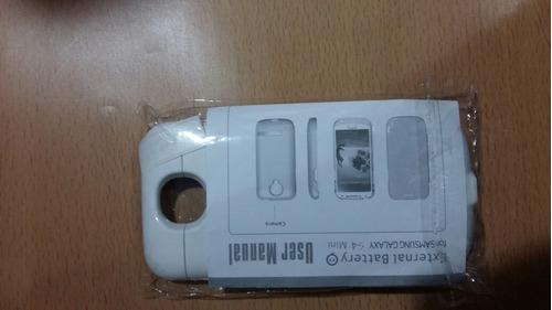 cargador portátil s4 mini.