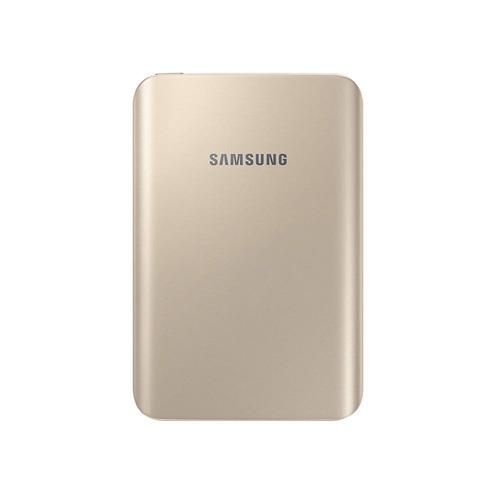 cargador portatil samsung eb pa500ufe gold