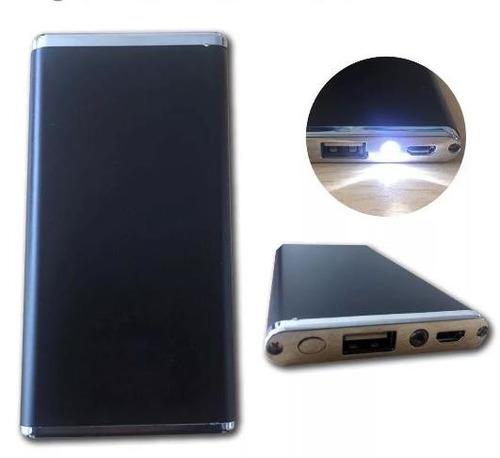 cargador power bank 6000mah para celular tablet itelsistem