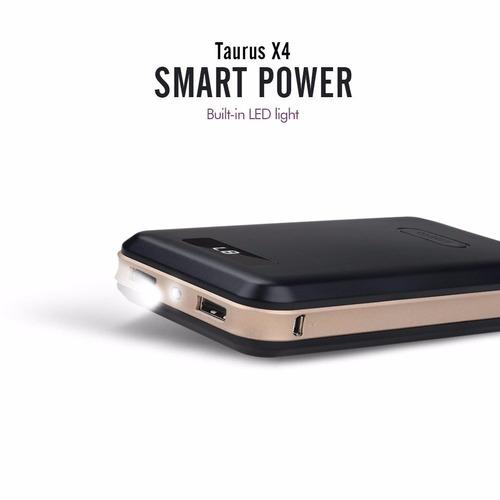 cargador power bank imuto 20000mah taurus x4 bateria externa