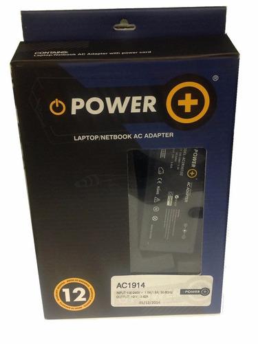 cargador power plus acer v5-572-6410  garantia 1 año