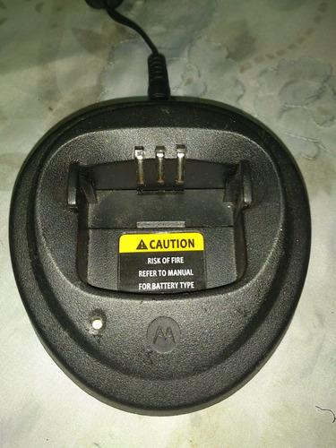 cargador radio motorola ep-450 ep-450s como nuevo