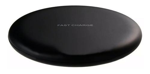 cargador rapido inalambrico p/ samsung iphone wireless qi