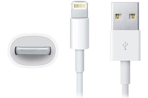 cargador rapido iphone qualcomm incluye cable lightning