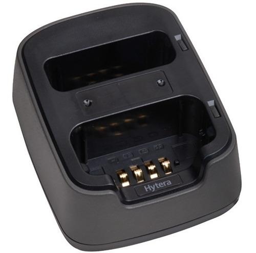 cargador rapido p/radios x1e, x1p hytera mod. ch10l16-ps1014