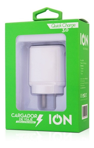cargador rapido xiaomi note 5 6 pro quick charge 3.0 cable