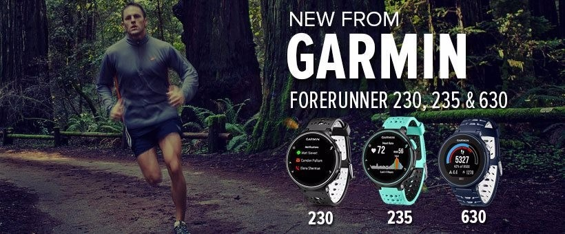 Cargador Reloj Garmin Forerunner Fr230 235 630 Nuevo