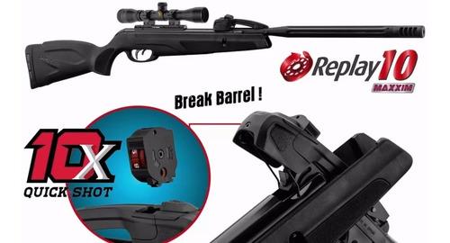 cargador rifle gamo replay x10 / hiking outdoor