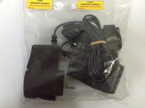 cargador samsung 411/811/620 gene tienda virtual