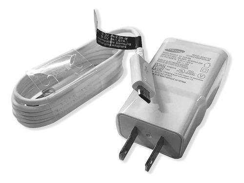 cargador samsung carga rapida s3 s4 s5 s6 s7 mini edge note